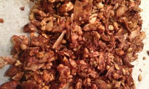 Grainless Granola
