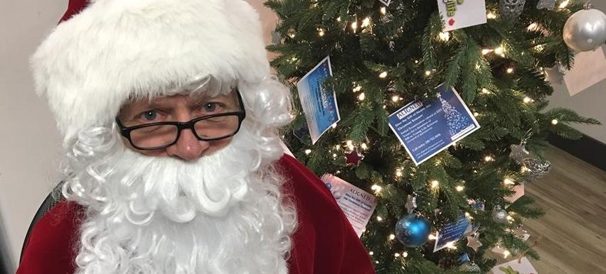 christmas at aligned chiropractic kelowna